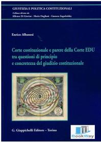 corte costituzionale e parere della corte edu tra questioni di principio e concretezza del giudizio costituzionale