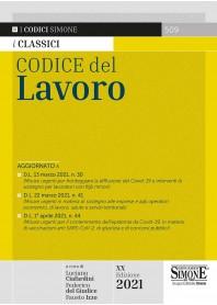 Codice del Lavoro di Ciafardini, Del Giudice, Izzo