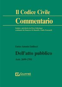 Dell'Atto Pubblico di Emiliozzi
