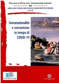 sovranazionalitÀ e sovranismo in tempo di covid-19