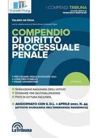 compendio di diritto processuale penale 2021