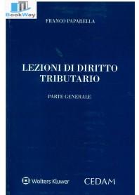 lezioni di diritto tributario - parte generale