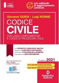 codice  civile. i nuovi codici