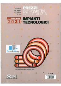 p.i.e. impianti tecnologici 1 semestre 2021