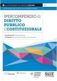 Ipercompendio Diritto Pubblico e Costituzionale