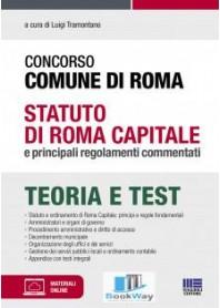 concorso comune di roma. statuto di roma capitale.
