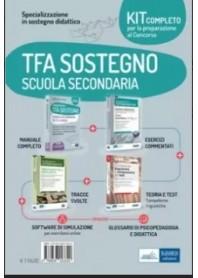 Specializzazione Sostegno Didattico Scuola Secondaria Kit di Crisafulli, Capobianco, De Trizio