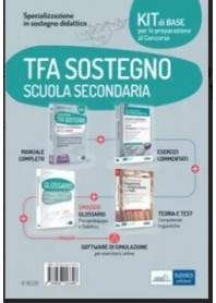 Concorsi TFA Sostegno Didattico Scuola Secondaria Kit Base di Crisafulli, Capobianco, De Trizio