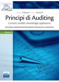 Principi di Auditing Vol.2 di D'Alessio, Antonelli