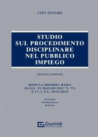 Studio sul Procedimento Disciplinare nel Pubblico Impiego di Tenore