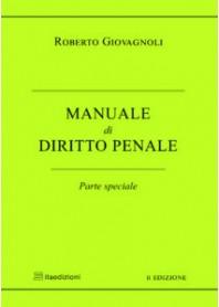 Manuale di Diritto Penale Parte Speciale di Giovagnoli