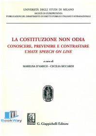 costituzione non odia (la)