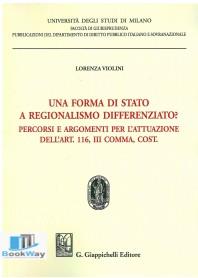 una forma di stato a regionalismo differente