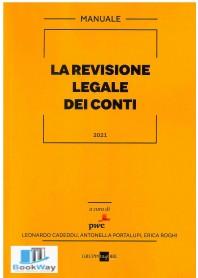 revisione legale dei conti 2021