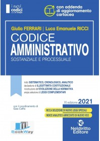 codice amministrativo. i nuovi codici