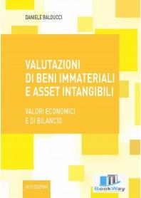 valutazioni di beni immateriali e asset intangibili