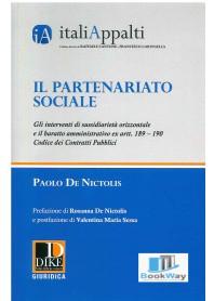 partenariato sociale (il)
