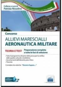 Concorso Allievi Marescialli Aeronautica Militare di Nissolino