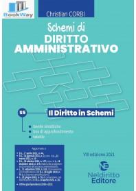 schemi di diritto amministrativo 2021