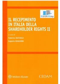 recepimento in italia della shareholder rights ii (il)