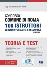 concorso comune di roma 100  istruttori