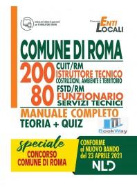 comune di roma 2oo cuit-rm  80 fstd-rm
