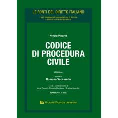 Codice di Procedura Civile di Picardi, Vaccarella