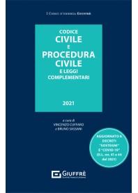 Codice Civile e di Procedura Civile di Cuffaro, Sassani