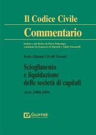 Scioglimento e Liquidazione delle Società di Capitali di Ghionni Crivelli Visconti