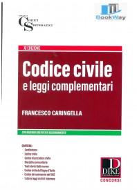 codice civile e leggi complementari 2021. sistematici