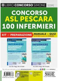 Concorso ASL Pescara 100 CPS Infermieri Kit