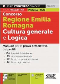 Concorso Emilia Romagna Cultura Generale e Logica