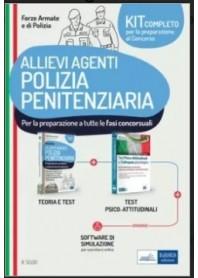 Concorso Allievi Agenti Polizia Penitenziaria Kit di Nissolino