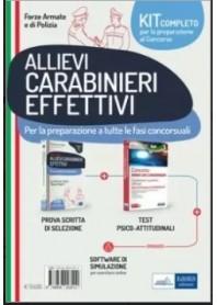 Concorso Allievi Carabinieri Effettivi Kit di Nissolino