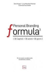 Personal Branding Formula di Passeri, Macellari Palmieri, Facchinetti