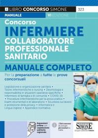 Concorso Infermiere Collaboratore Professionale Sanitario Manuale