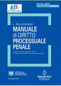 manuale di diritto processuale penale 2021 manuali brevi