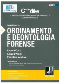 compendio di ordinamento e deontologia forense 2021