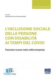 inclusione sociale delle persone con disabilitÀ ai tempi del covid (l')