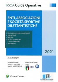 enti, associazioni e attivita' sportive dilettantistiche 2021