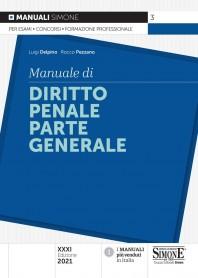 Manuale di Diritto Penale Parte Generale di Delpino, Pezzano