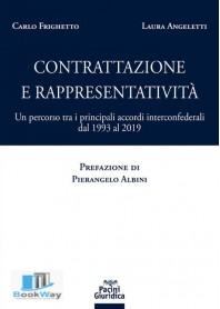 contrattazione e rappresentativitÀ
