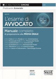 Esame di Avvocato Manuale Completo