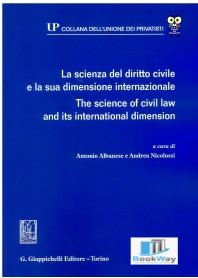 scienza del diritto civile e la sua dimensione internazionale (la)