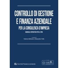 Controllo Gestione Finanza Aziendale di Beltrame, Tullio