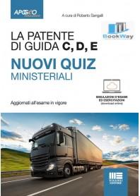 patente di guida c, d, e nuovi quiz ministeriali