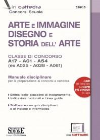 Concorso a Cattedre Arte e Immagine, Disegno e Storia dell'Arte