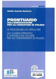 prontuario dell'immigrazione per gli operatori di polizia pocket