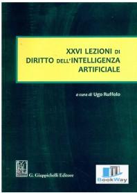 xxvi lezione di diritto dell'intelligenza artificiale