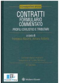 contratti - formulario commentato - profili civilistici e tributari